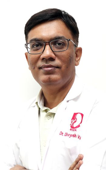 Dr. Divyesh Viroja