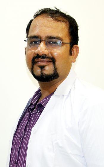 Dr. Naresh Vaswani