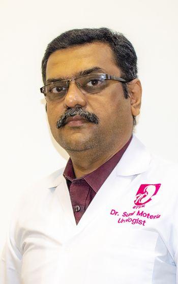 Dr. Sunil Moteria