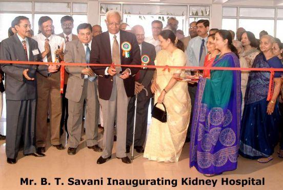 Hospital Inauguration